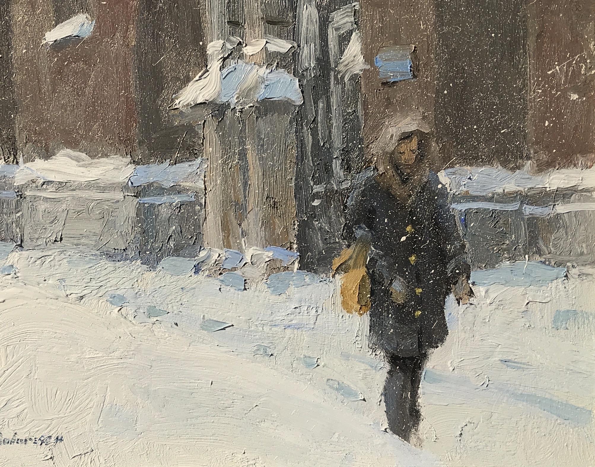 Doloresco-Still Snowing-cropped