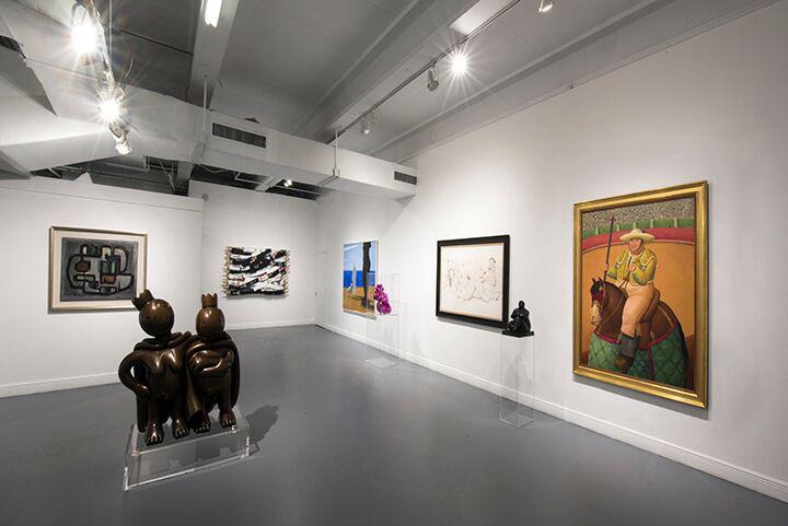 Ascaso Gallery Lobby