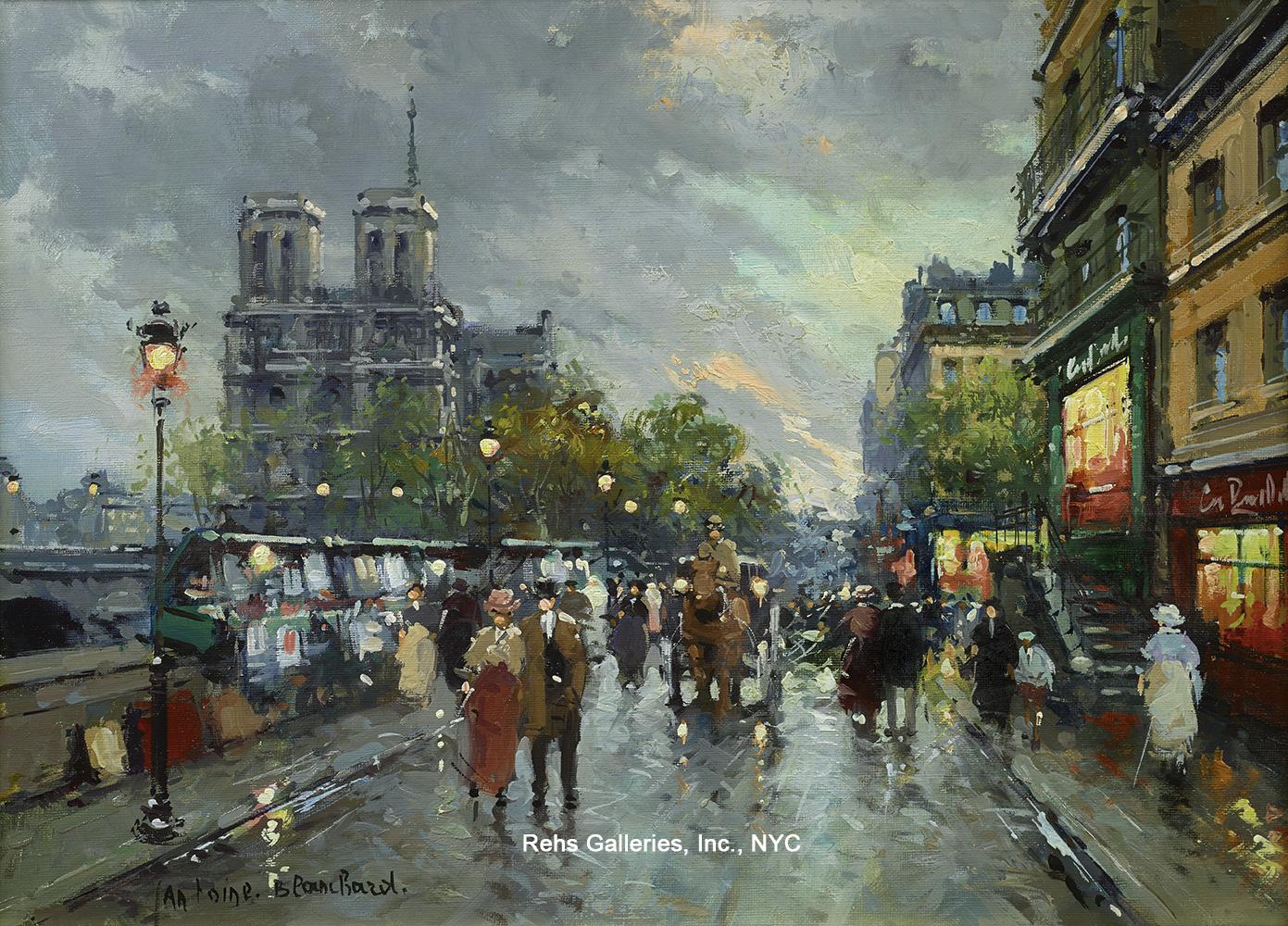 Antoine Blanchard - Notre-Dame