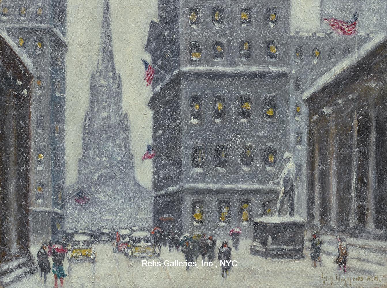 Guy Wiggins - Wall Street Winter