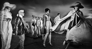 """""""Chanel Lido, Cruise Collection 2010, Venice, Italy"""" C-print by fine art photographer Simon Procter"""