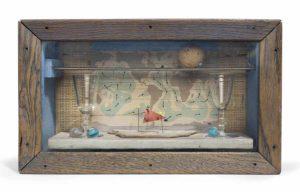 Joseph Cornell Tradewinds box